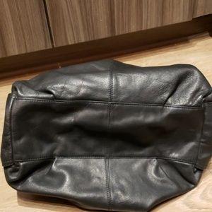 b. makowsky Bags - B.Makowsky Hobo Leather Handbag Side Buckle